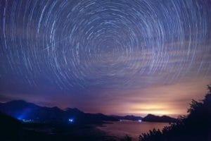 Fotografía con tu móvil las estrellas