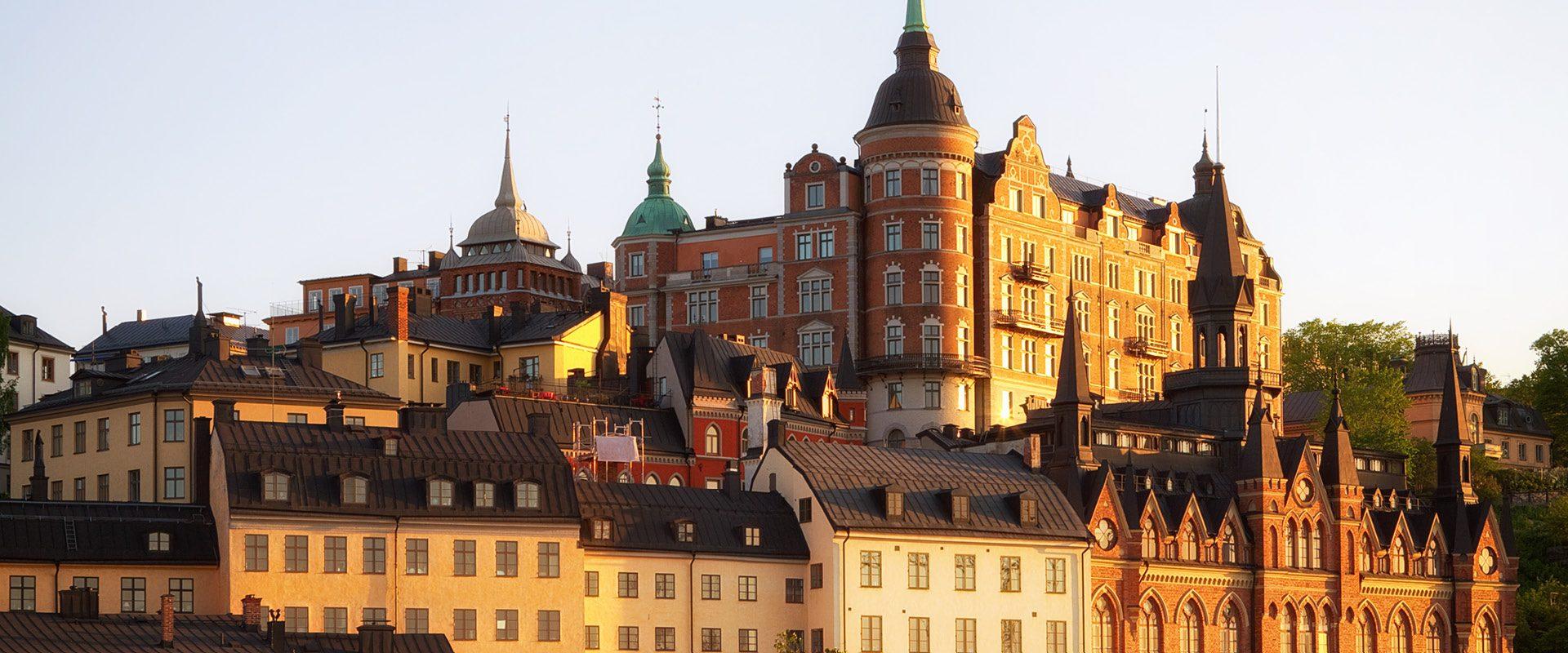 Soderlman - Viajeros con B - Estocolmo