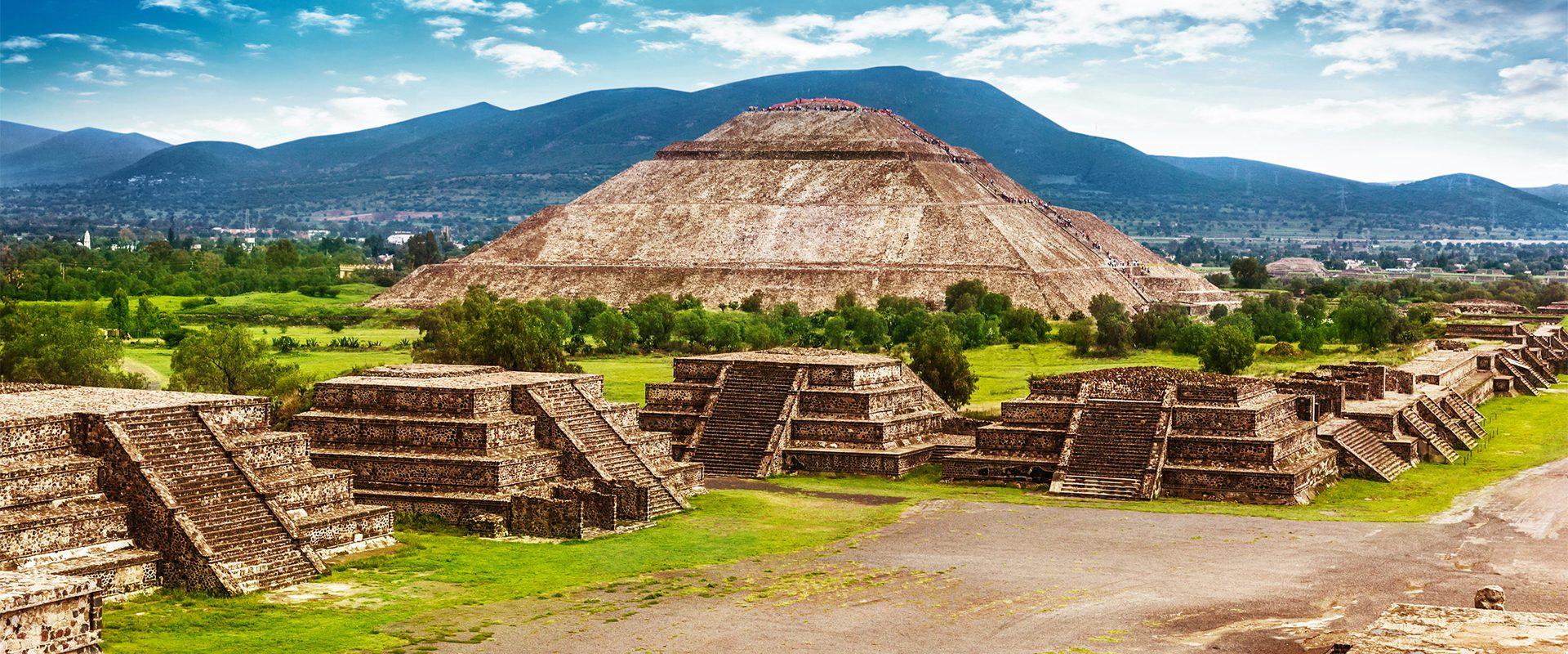 Teotihuacán - Viajeros con B