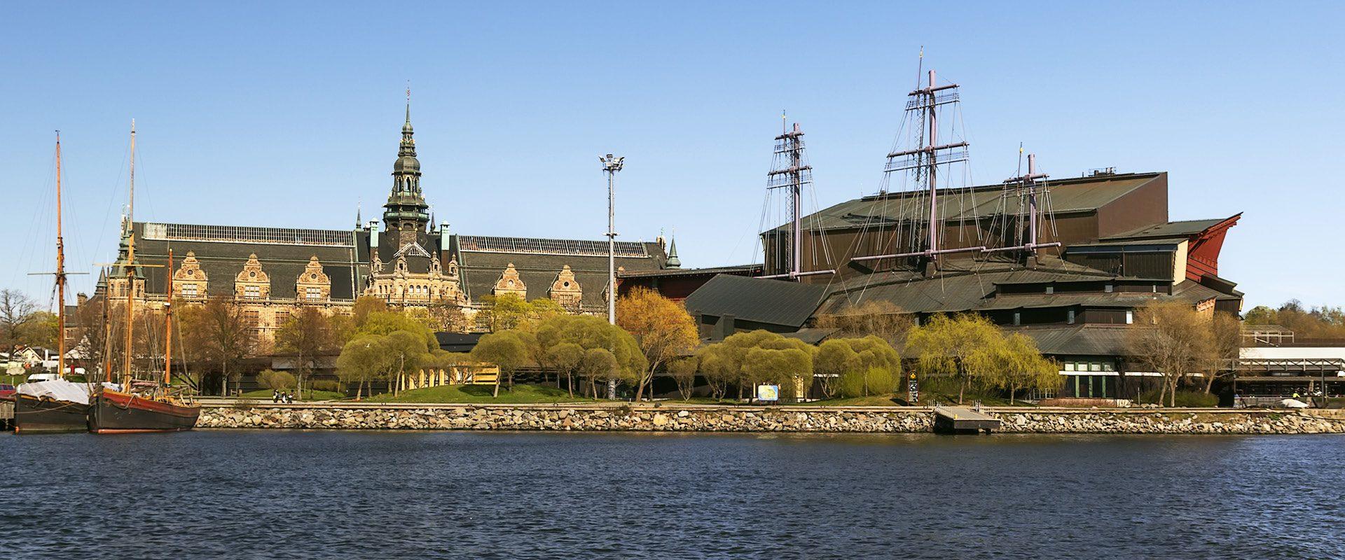 Vasa - Viajeros con B - Estocolmo