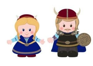 Los Vikingos: Descubrimos las culturas del mundo.